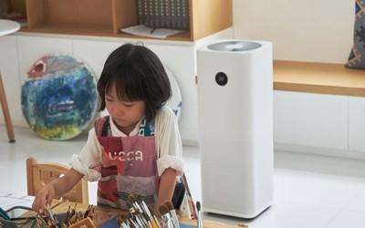 针对UCCA艺术中心空间结构 智米打造清新呼吸环境