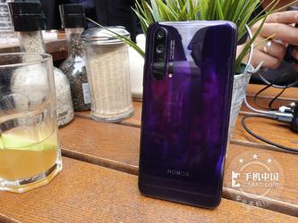 弧面玻璃八核旗舰 荣耀20 PRO售价3199元