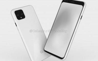 """谷歌Pixel 4真机曝光:背部有种""""华为Mate 20""""的既视感"""