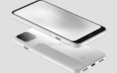 谷歌Pixel 4真机终于现身:没有刘海和挖孔颜值如何?