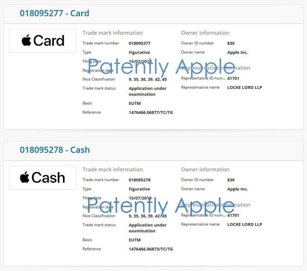 Apple Cash銆丄pple Card鍟嗘爣