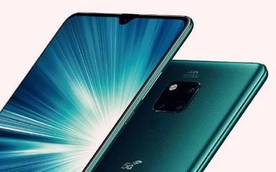 华为Mate 20 X 5G 7·26发布 首款5G双模手机或售6000
