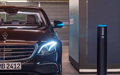 德国批准运行:博世与戴姆勒联手打造L4等级自动泊车