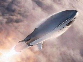 SpaceX星舟原型火箭试飞失败 发动机点火后秒喊停