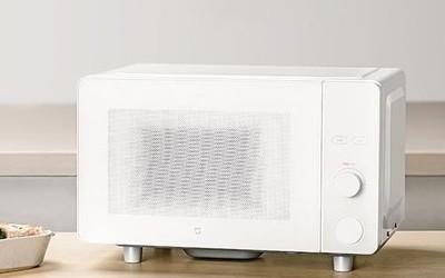 米家微波炉正式开卖 微晶平板速热+小爱同学仅售399