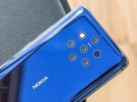诺基亚9.1 PureView曝光 骁龙855/自家首款5G手机