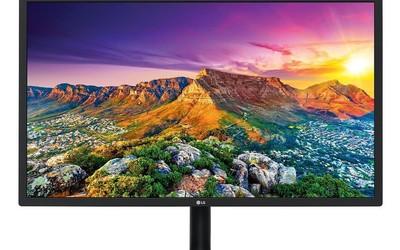 新款LG UltraFine 5K显示屏上架 网友:不如加钱上iMac