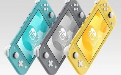 任天堂Switch Lite开启预定 售价约1377元/9·20开卖