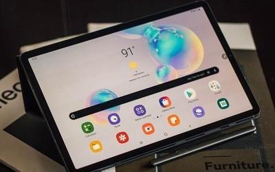 三星Galaxy Tab S6发布 骁龙855旗舰平板/4400元起