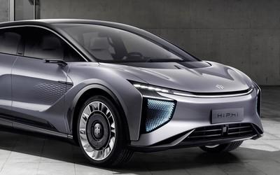 豪华全域智能纯电超跑SUV来了 高合HiPhi 1震撼首发
