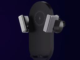 价格惊喜 便利好用的紫米无线充车载支架只卖139元
