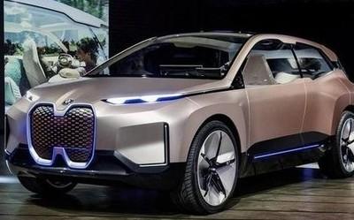 寶馬iNEXT將有多個不同電池容量版本 2021年開始量產