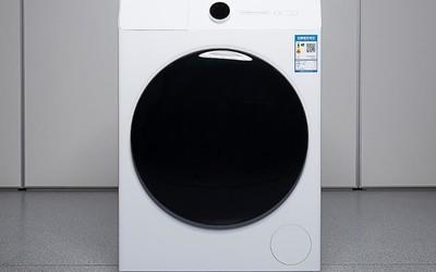 米家互联网洗烘一体机Pro轻体验 梅雨季洗衣不再愁