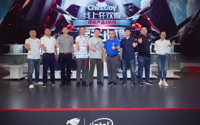 京东联合众品牌参展ChinaJoy 掀起电竞设备销量增长