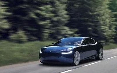 Fresco推电动超跑Reverie 网友:P张图就开始卖车了?
