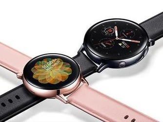 三星Galaxy Watch Active 2发布 新功能加持/279美元起