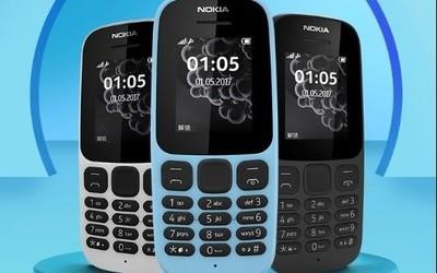诺基亚105功能机国内上市:2G网络139元起 你会买吗?