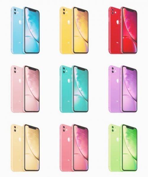 【千亿国际手机网】-新款iPhone XR或拥有9款配色可选?选择困难症的噩梦