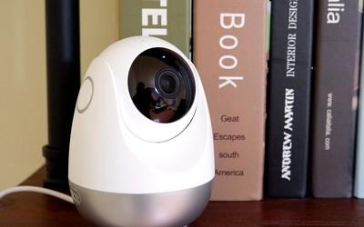 """宅秘帝都造""""AI""""计划第四天 360智能家居中的安全卫士"""