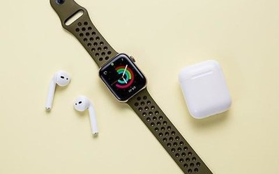 Apple Watch以46%的全球智能手表市场份额保持第一