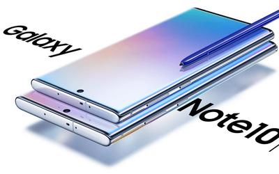 三星Galaxy Note10正式發布:想要45W快充沒那么簡單