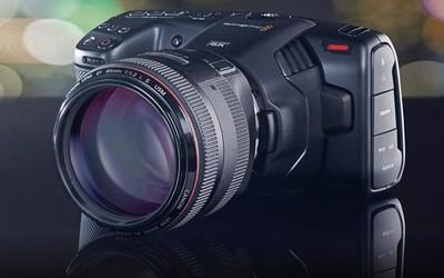Blackmagic发新款袖珍摄影机 6K分辨率/售价21500元