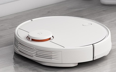 小米米家扫拖机器人发布 2100Pa大吸力智能控制出水
