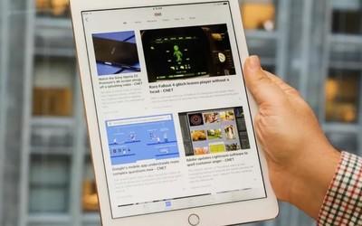 IDC:苹果iPad占上半年国内市场平板电脑出货量40%