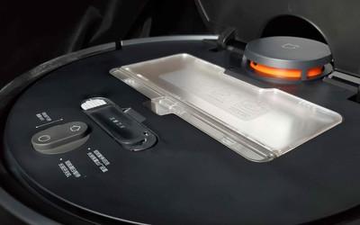 米家扫拖机器人体验 二合一尘盒让扫拖一体变得更省心