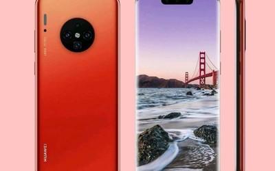 華為Mate 30 Pro重要外設曝光 還順手實錘了手機外觀