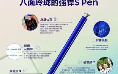 三星Note10系列国内发布会官宣:8月21日即将发布