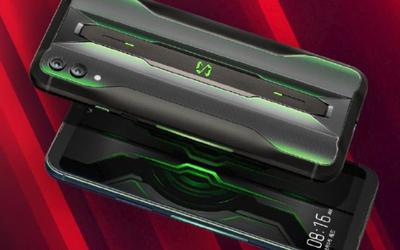 黑鲨游戏手机2 Pro拿下双冠军 2999元起今晚8点再开售