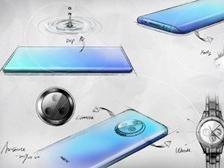vivo NEX 3设计图官方曝光 瀑布屏/奥利奥三摄设计
