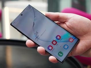 三星Galaxy Note10系列上手评测