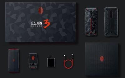紅魔3鋼槍版限量套裝將上市 打造電競游戲手機新高度