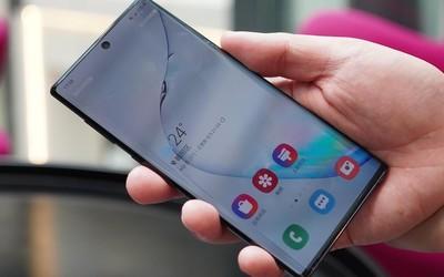 三星Galaxy Note10系列上手評測 安卓機皇會是它嗎?