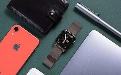 Apple Watch Series 5爆猛料 或新增高强度钛合金版本