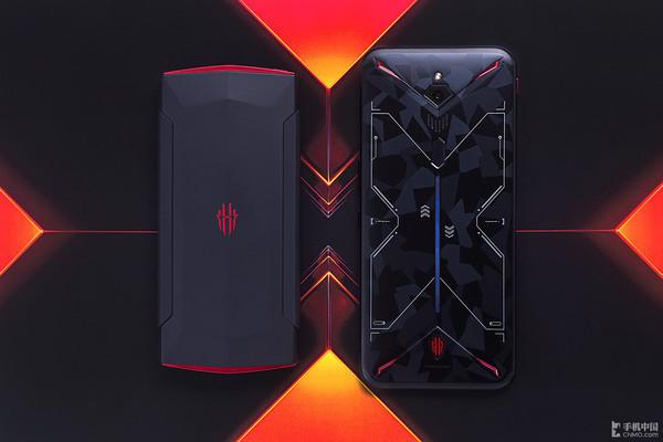 红魔3电竞游戏手机