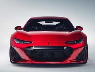 全新限量純電跑車GTE亮相 售價近千萬/2020年開始交付