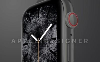 Apple Watch Series 5渲染图来袭 陶瓷版本或成实锤?