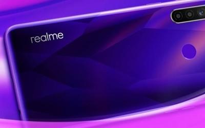 realme首款64MP手机来了 骁龙700系列/9月印度推出