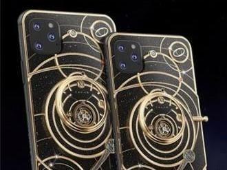 俄公司5款奢华iPhone 11定价曝光 宇宙宝石版35.2万元