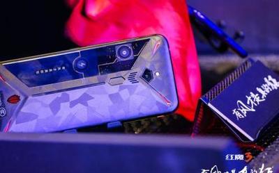 中国电竞旗舰强攻海外,红魔3亮相2019科隆游戏展