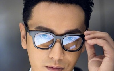 黄晓明都带的华为Eyewear智能眼镜 听我的 直接买!