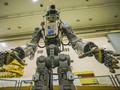 俄罗斯发射新型火箭助推器 将人形机器人送入太空