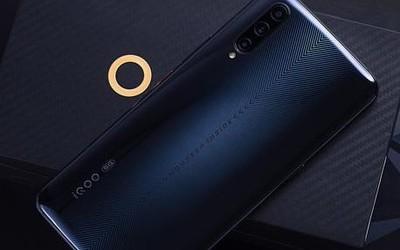5G全能旗舰iQOO Pro正式发布!顶级配置仅需3798起