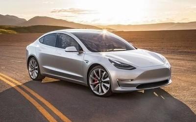 Model 3全球销量超50万辆 或成史上销量最高电动车