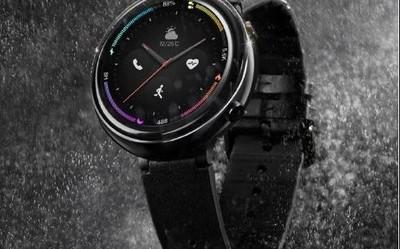 华米Amazfit智能手表2 ECG版正式开售 1299元可通话