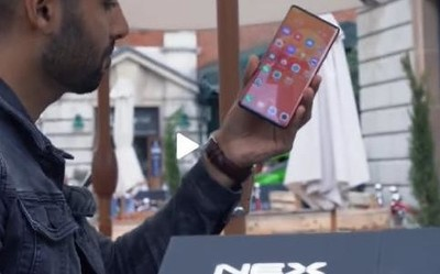 vivo NEX 3官方视频公布 瀑布屏/升降摄像头/后置三摄