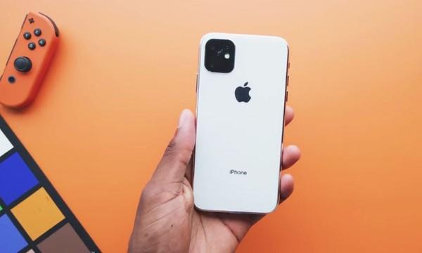 iPhone 11 Pro机模(图源网)